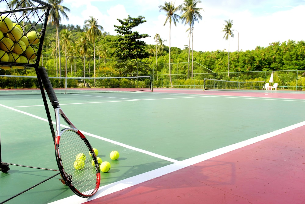 Tennis Court, SAii Phi Phi Island Village