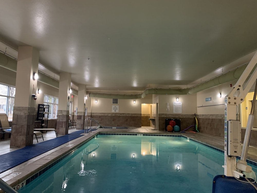 Indoor Pool, Holiday Inn Express Hotel & Suites Twin Falls, an IHG Hotel