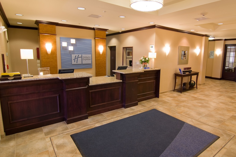 Lobby, Holiday Inn Express Hotel & Suites Twin Falls, an IHG Hotel