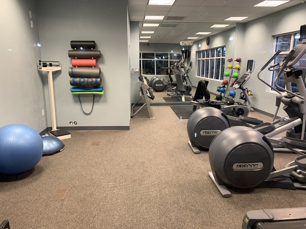 Fitness Facility, Holiday Inn Express Hotel & Suites Twin Falls, an IHG Hotel