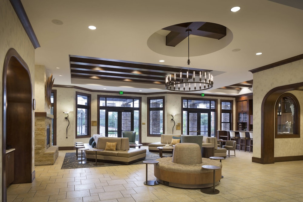 Lobby, SpringHill Suites Napa Valley