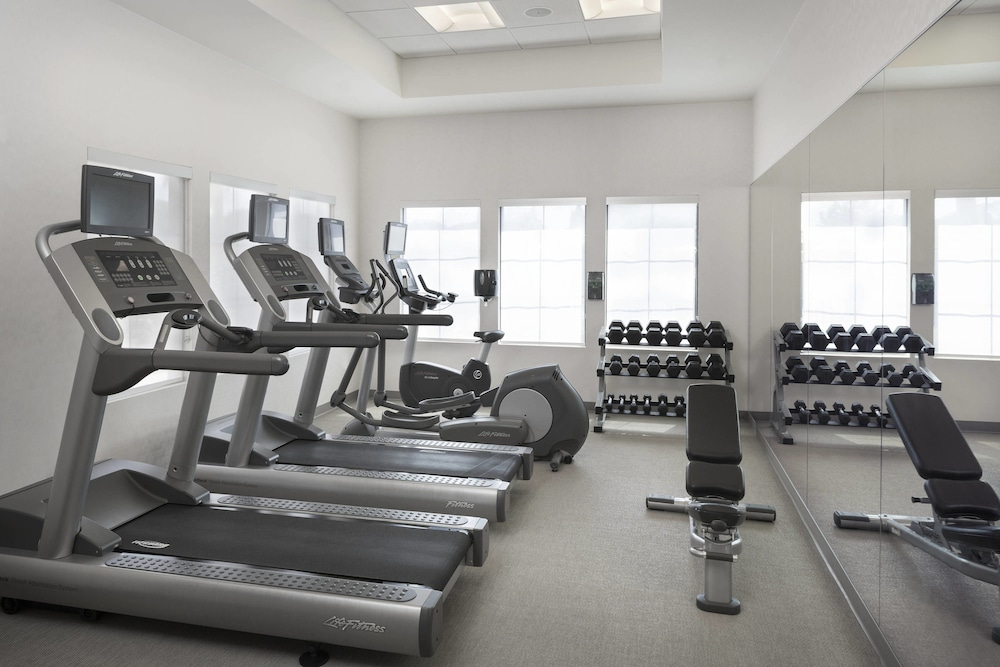 Fitness Facility, SpringHill Suites Napa Valley