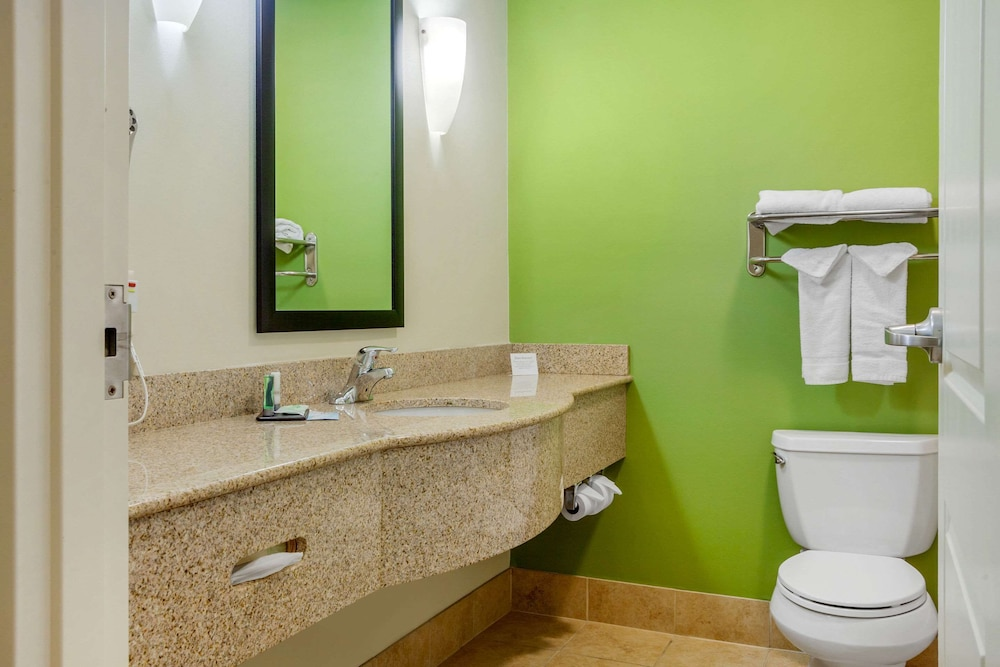 Bathroom, Sleep Inn & Suites Airport