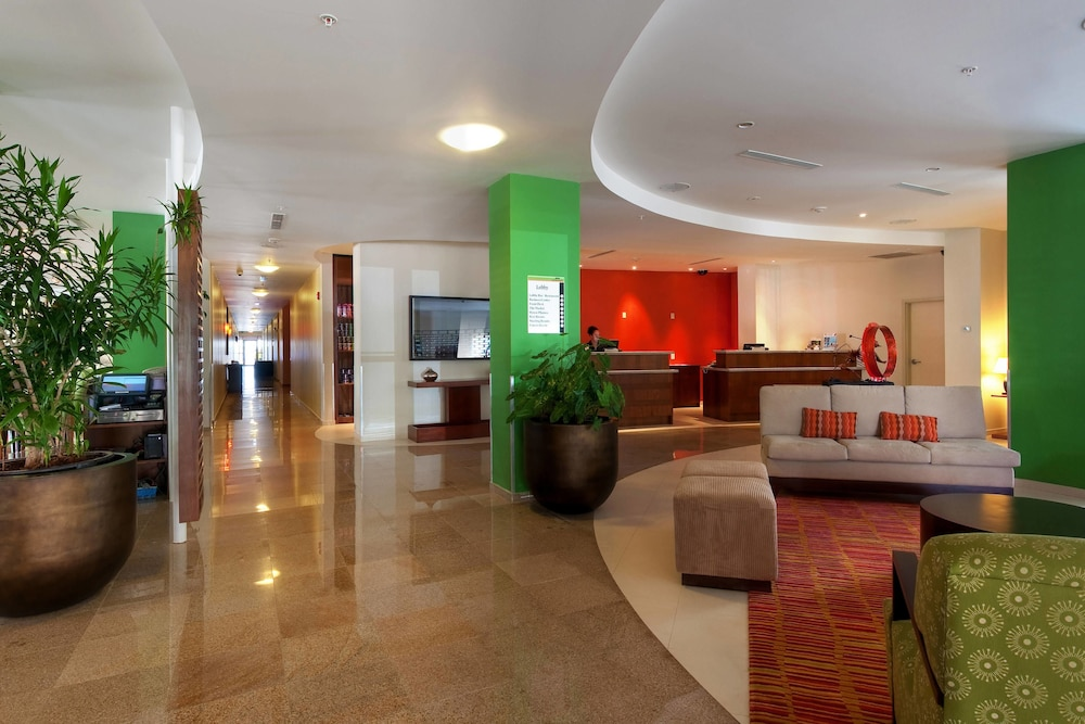 Lobby, Courtyard by Marriott Paramaribo