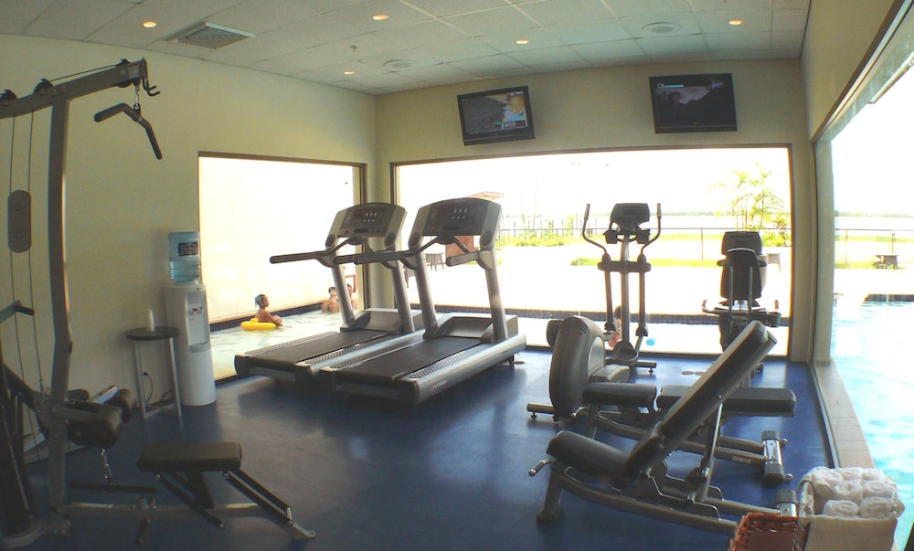 Fitness Facility, Courtyard by Marriott Paramaribo