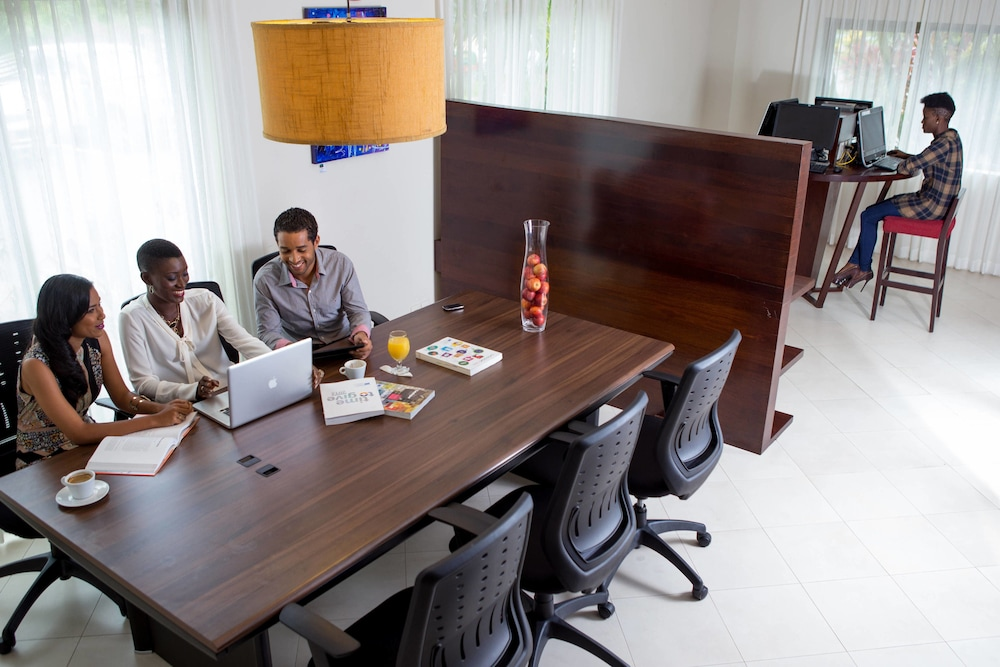 Business Center, Courtyard by Marriott Paramaribo