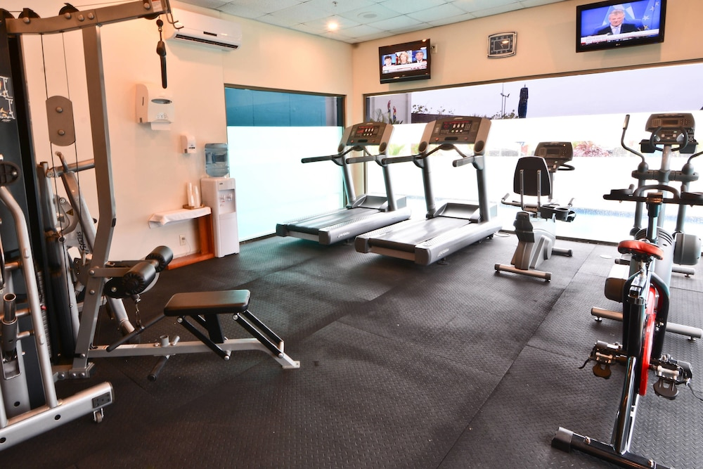 Sports Facility, Courtyard by Marriott Paramaribo