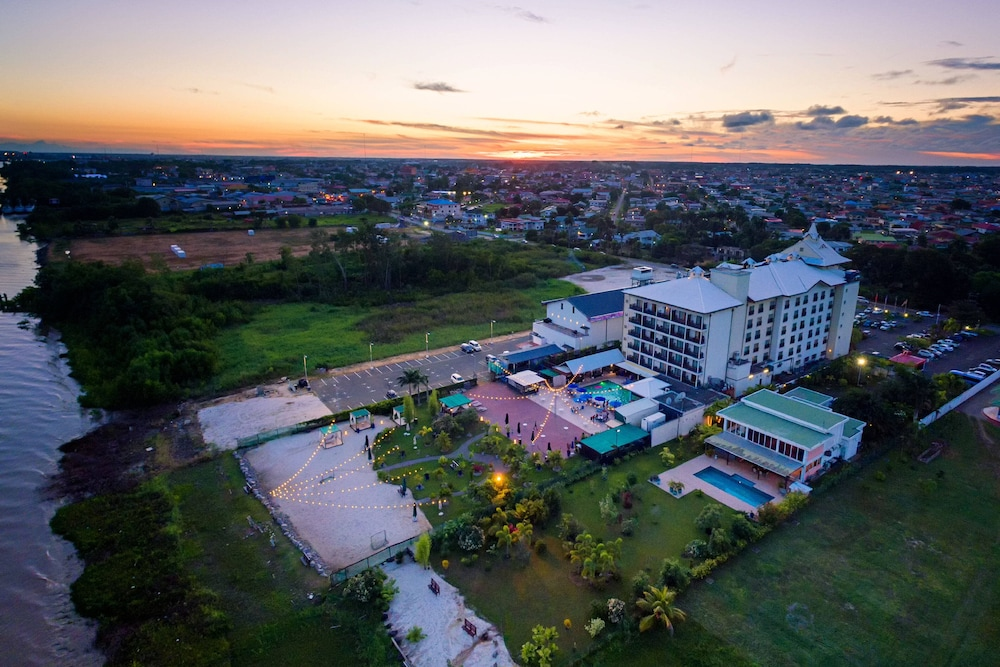 Exterior, Courtyard by Marriott Paramaribo