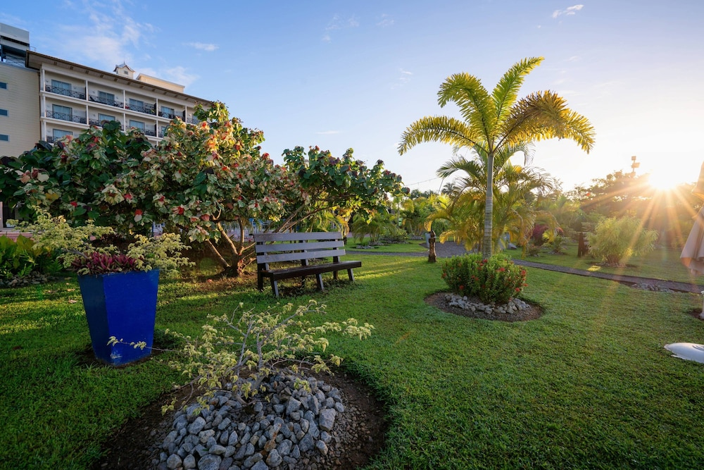 Property Grounds, Courtyard by Marriott Paramaribo