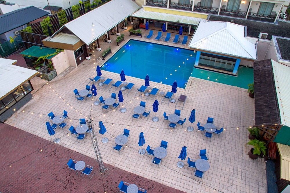 Property Amenity, Courtyard by Marriott Paramaribo