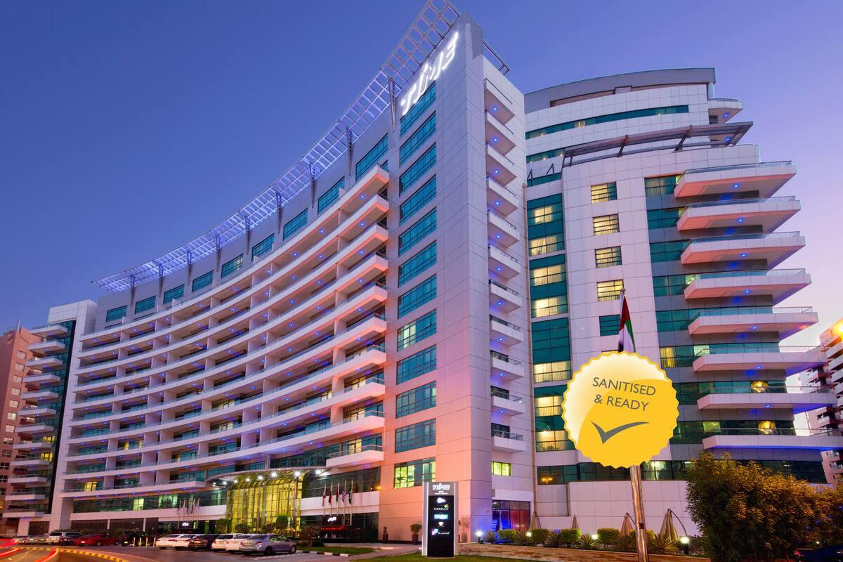 Time oak hotel suites 4 оаэ дубай недвижимость в европе купить недорого