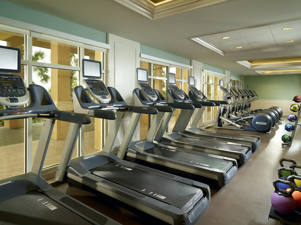 Fitness Facility, Omni Amelia Island Resort
