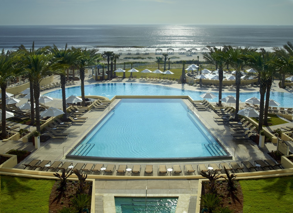 Pool, Omni Amelia Island Resort