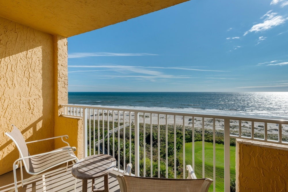 Balcony View, Omni Amelia Island Resort