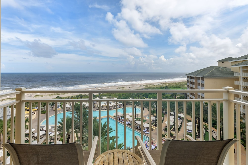 View from Room, Omni Amelia Island Resort