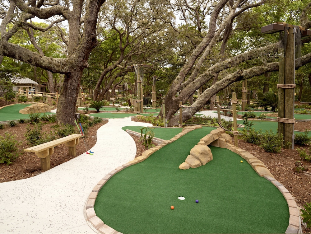 Mini-Golf, Omni Amelia Island Resort
