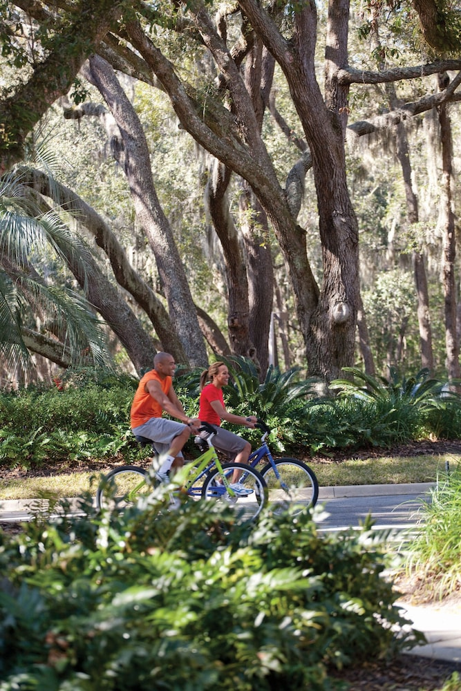Bicycling, Omni Amelia Island Resort