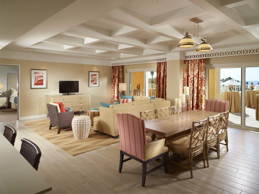 Living Area, Omni Amelia Island Resort