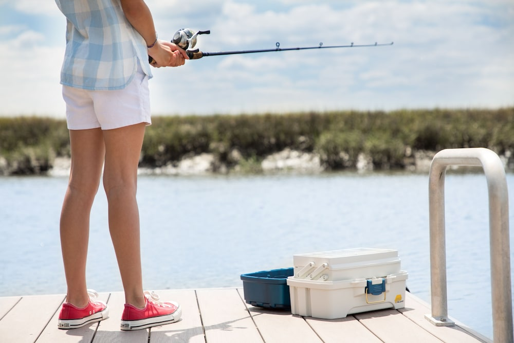 Fishing, Omni Amelia Island Resort
