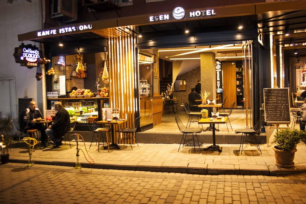 Grand Esen Hotel Istanbul