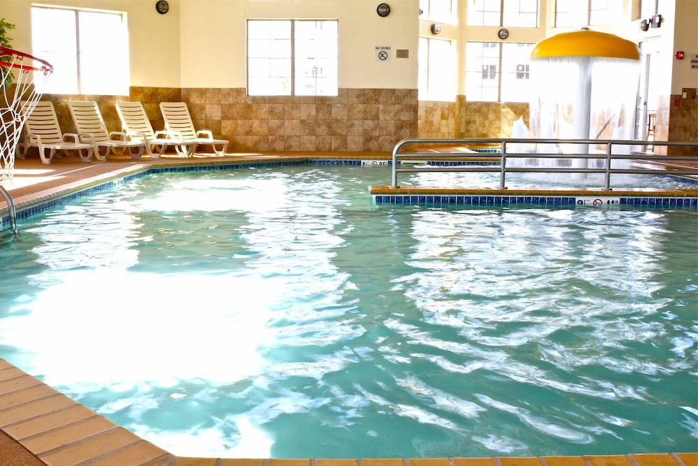 Indoor Pool, AmericInn by Wyndham Fargo Medical Center