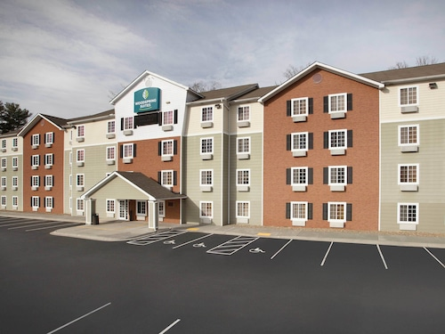Check Expedia for Availability of WoodSpring Suites Asheville