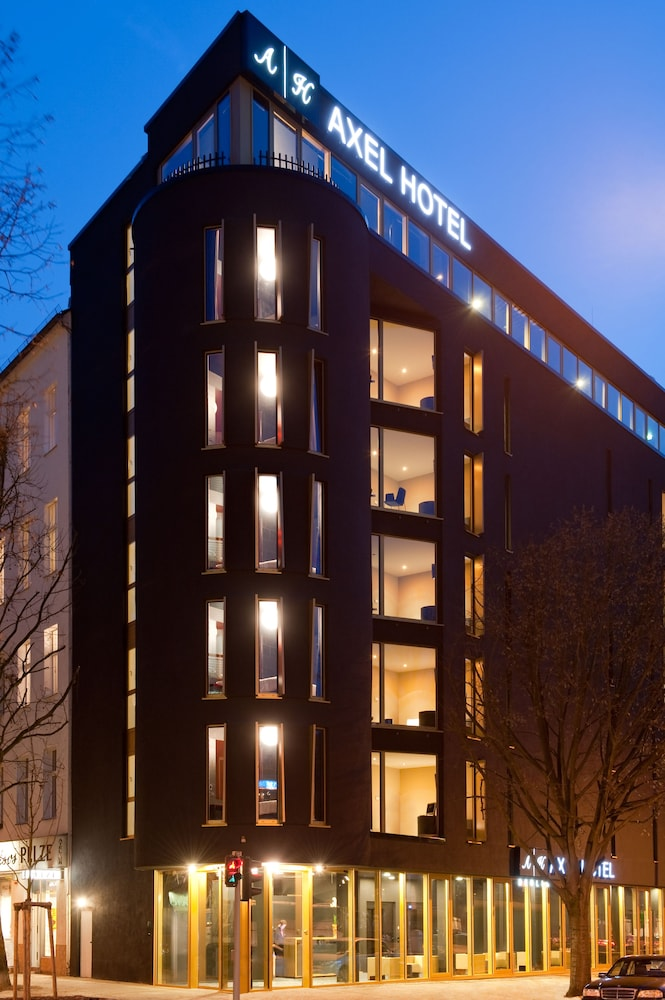 Front of Property, Axel Hotel Berlin - Adults Only