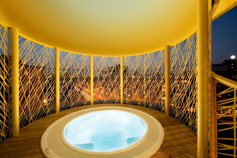 Indoor Spa Tub, Axel Hotel Berlin - Adults Only