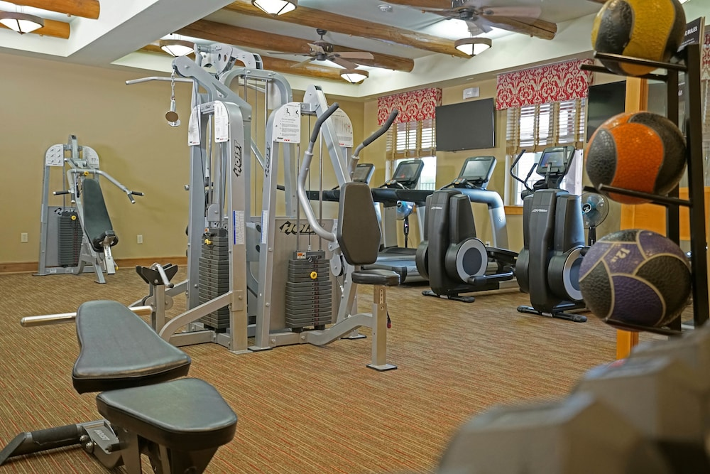 Fitness Facility, Lodges at Timber Ridge By Welk Resorts