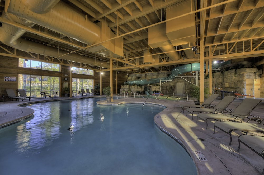 Indoor Pool, Lodges at Timber Ridge By Welk Resorts