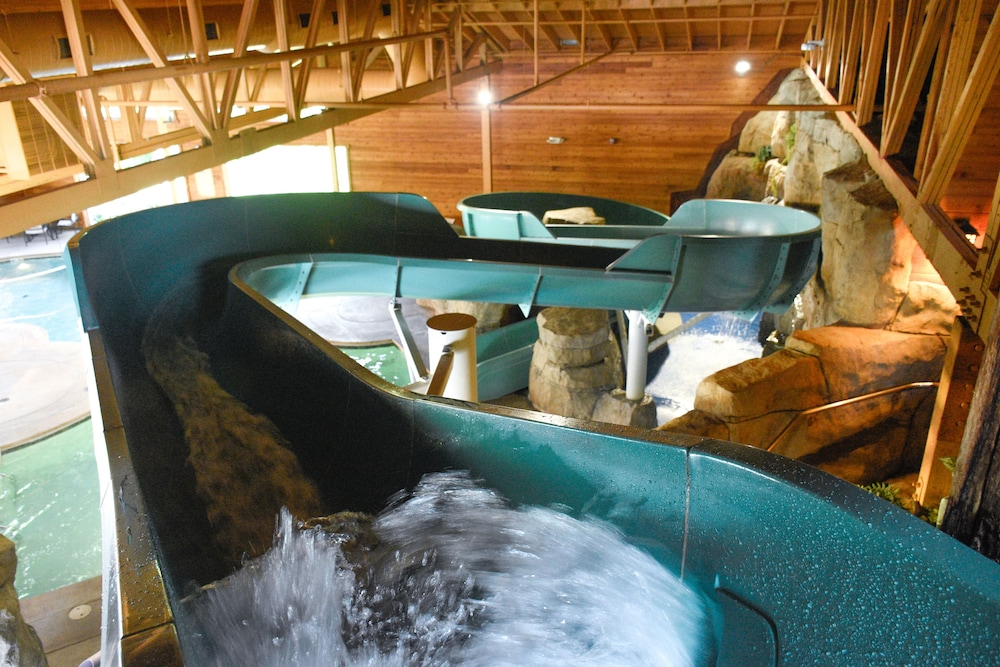 Waterslide, Lodges at Timber Ridge By Welk Resorts