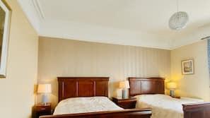 Coffres-forts dans les chambres, bureau, chambres insonorisées