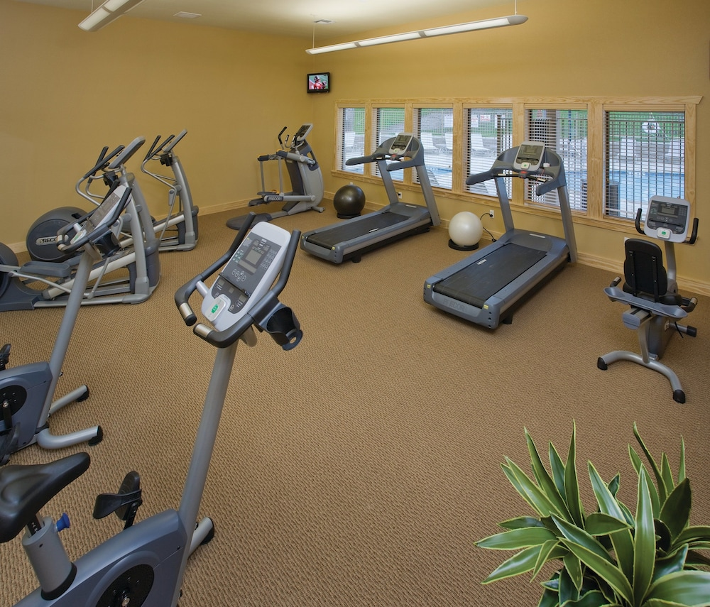 Gym, WorldMark New Braunfels