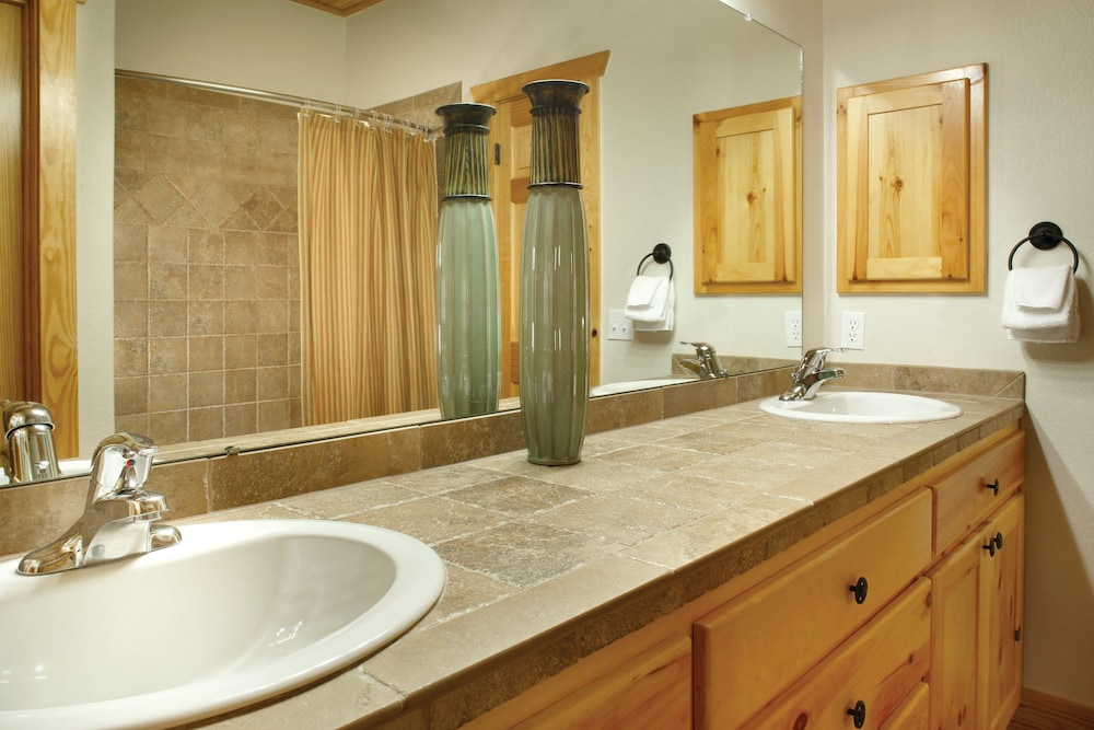 Bathroom, WorldMark New Braunfels
