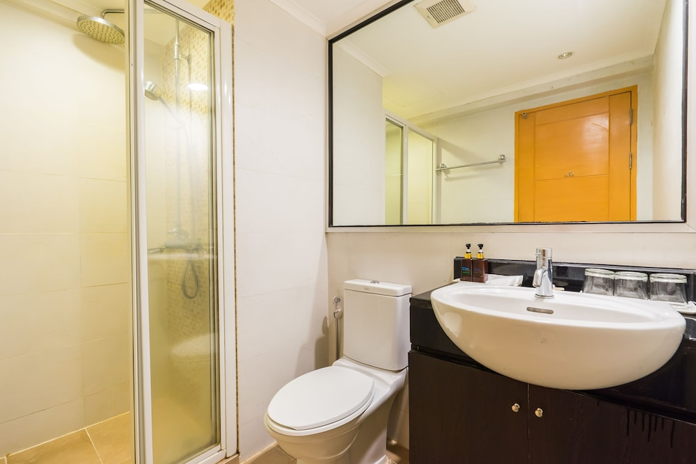 Bathroom Shower, Citin Pratunam Bangkok Hotel by Compass Hospitality