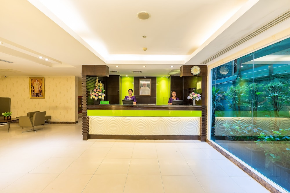 Reception, Citin Pratunam Bangkok Hotel by Compass Hospitality