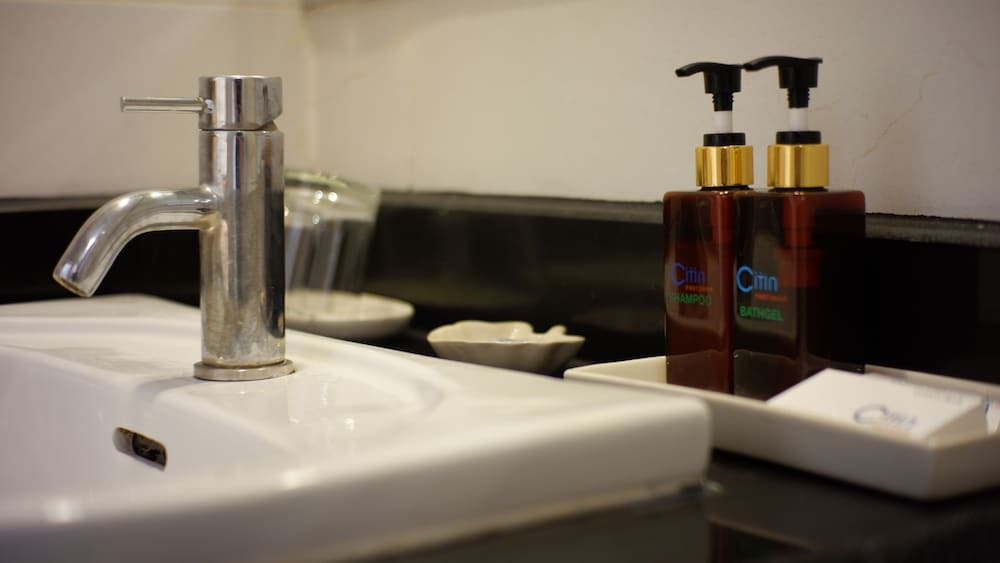 Bathroom Amenities, Citin Pratunam Bangkok Hotel by Compass Hospitality