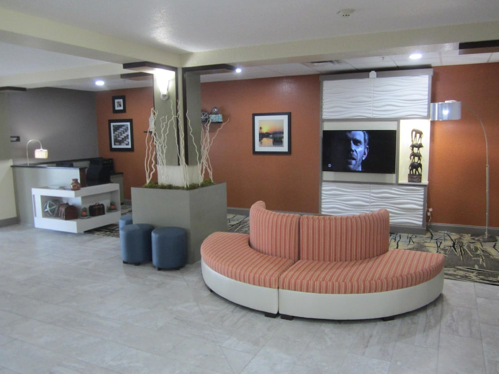 Lobby, Best Western Waldo Inn and Suites