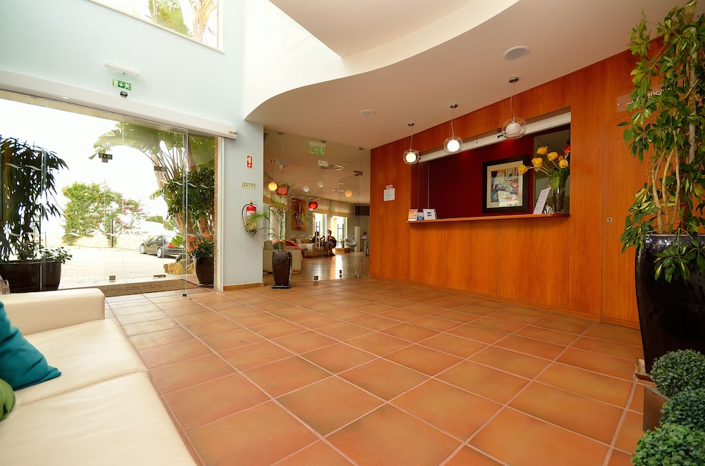 Reception, Aparthotel Vila Luz