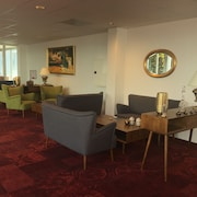 Lounge på hotellet