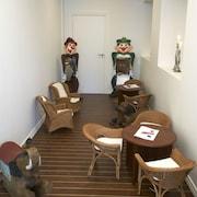 Legeområde for børn - indendørs