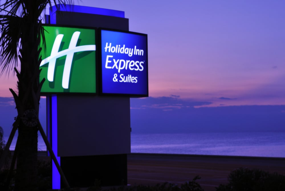 Exterior, Holiday Inn Express Hotel & Suites Galveston West-Seawall