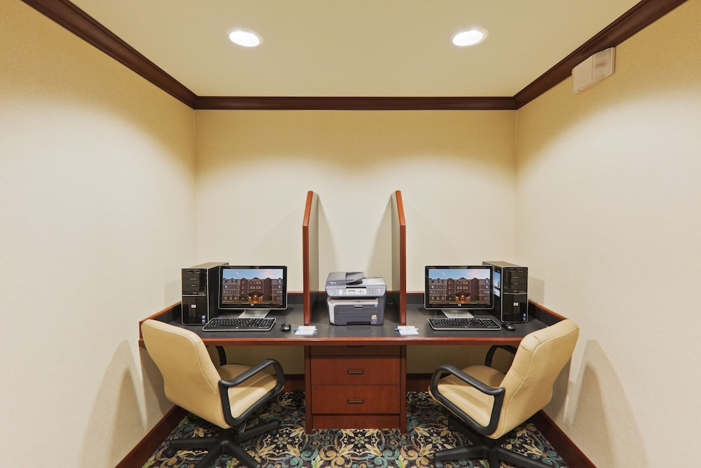 Business Center, Staybridge Suites Oklahoma City-Quail Springs, an IHG Hotel