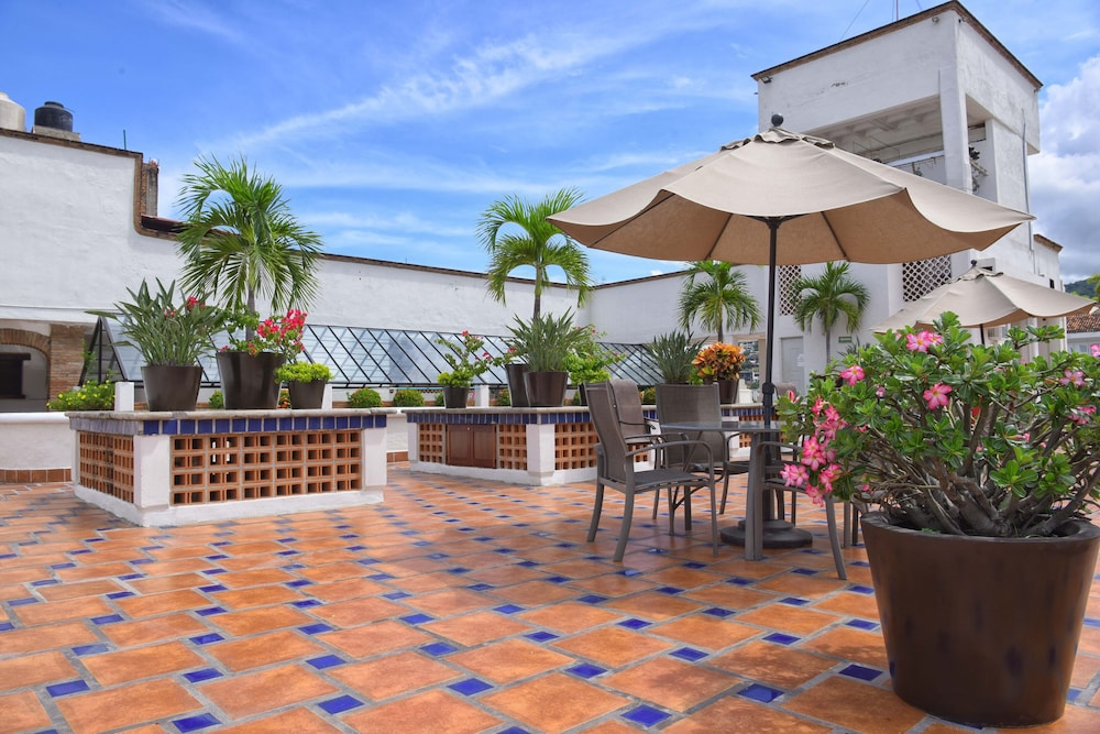 Terrace/Patio, Hotel Eloisa