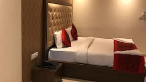1 多间卧室、记忆海绵床垫、迷你吧、特色装修