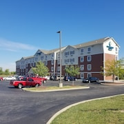 WoodSpring Suites Cincinnati Airport Florence