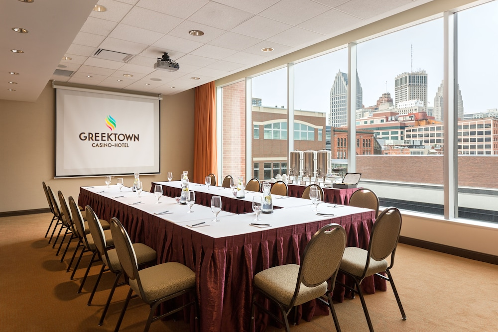 Meeting Facility, Greektown Casino Hotel