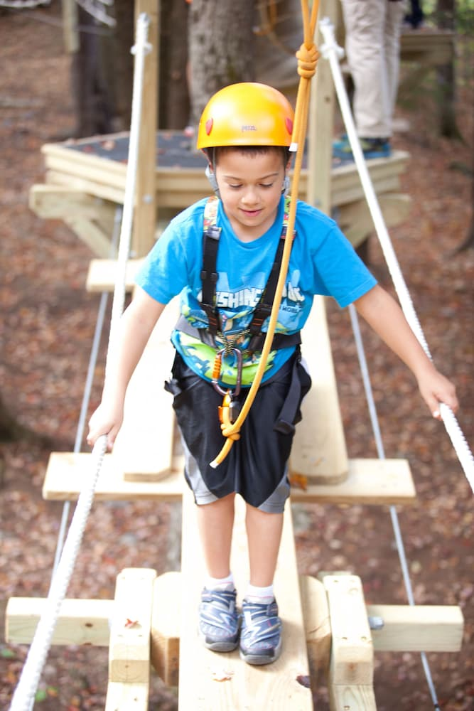 Ropes Course (Team Building), Jackson Gore Village