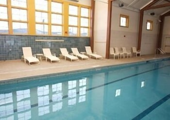 Indoor Pool, Jackson Gore Village