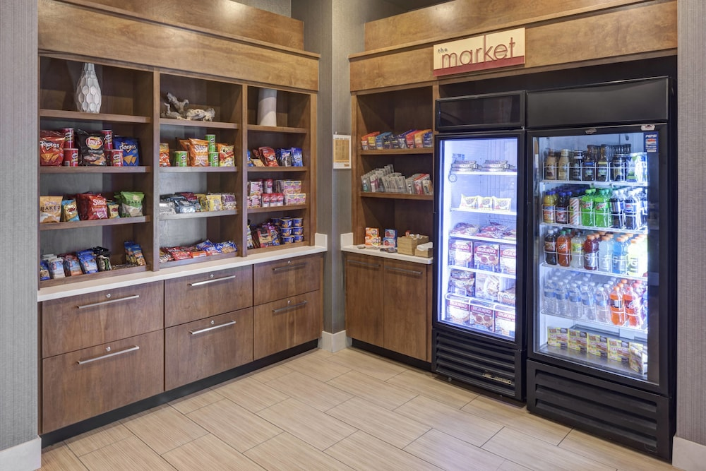 Vending Machine, SpringHill Suites by Marriott Salt Lake City Airport
